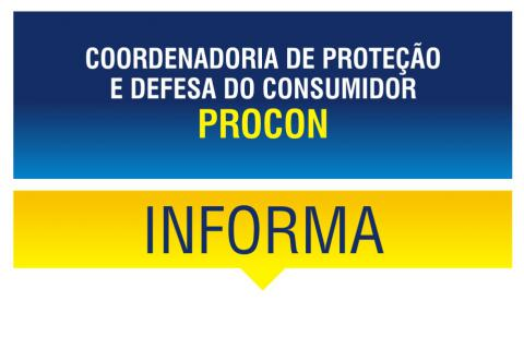 Nota do Procon sobre Conta Salário